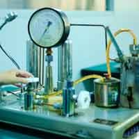 Medidor de vazão mássico líquido-Medidor de vazão Coriolis