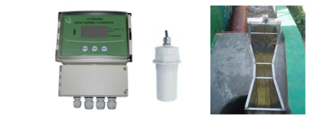 Ultrasonic Open Channel Flow Meter for water industry