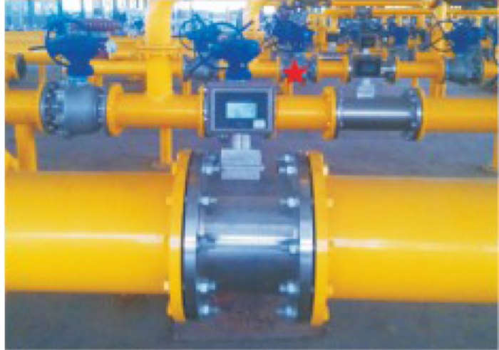 Gas turbine flow meter china