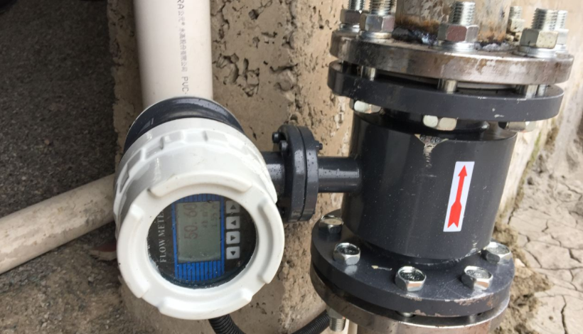 china magnetic flow meter